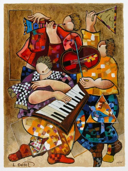 Ensemble by Dorit Levi