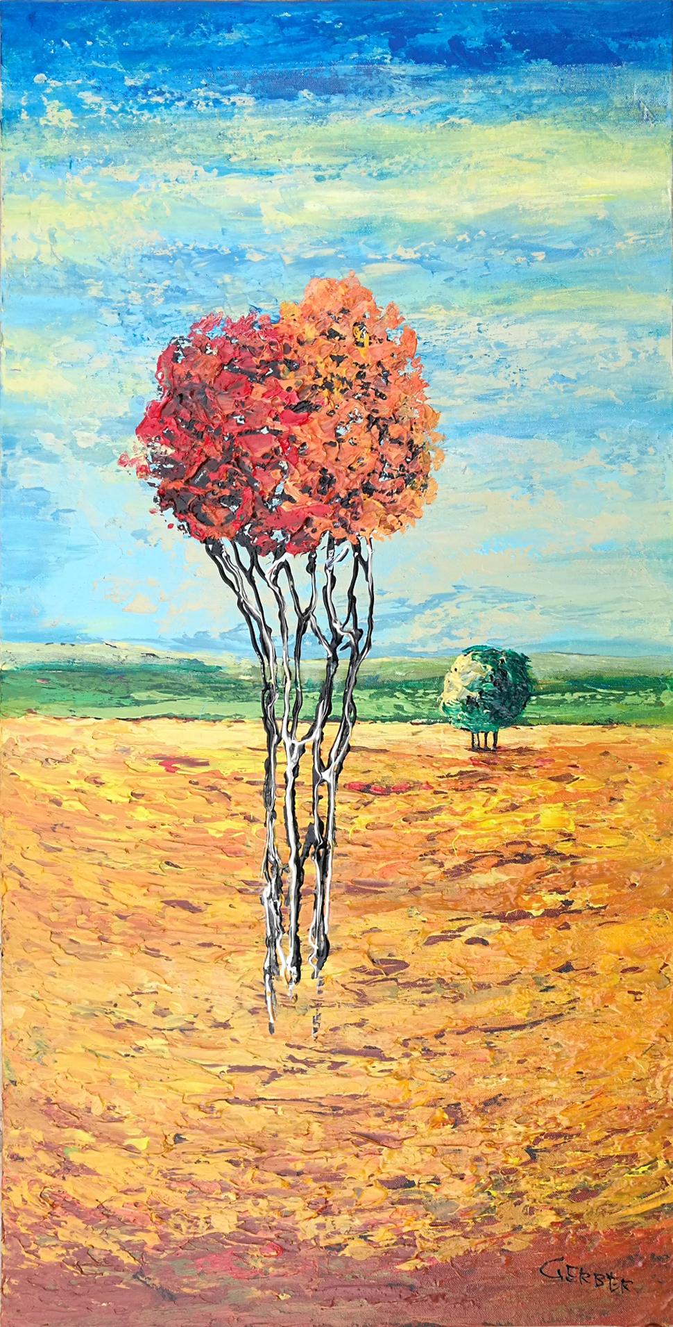 Landscape #1 by Alik Gerber