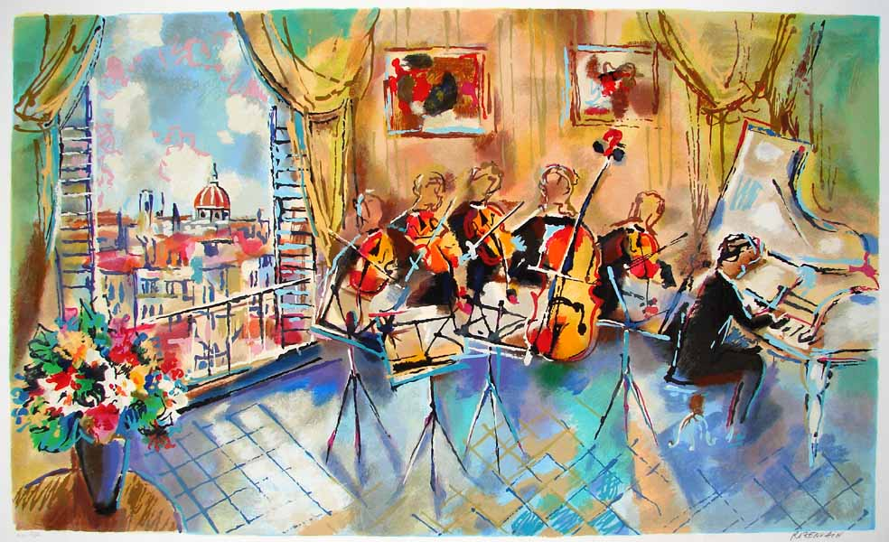 Jazz Concert by  Michael Rozenvein