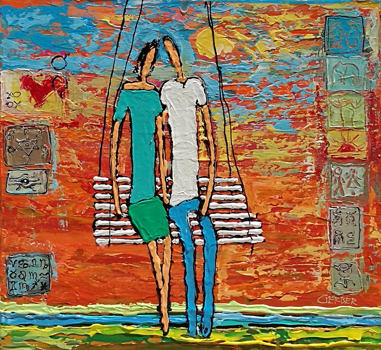 Dreaming by Alik Gerber