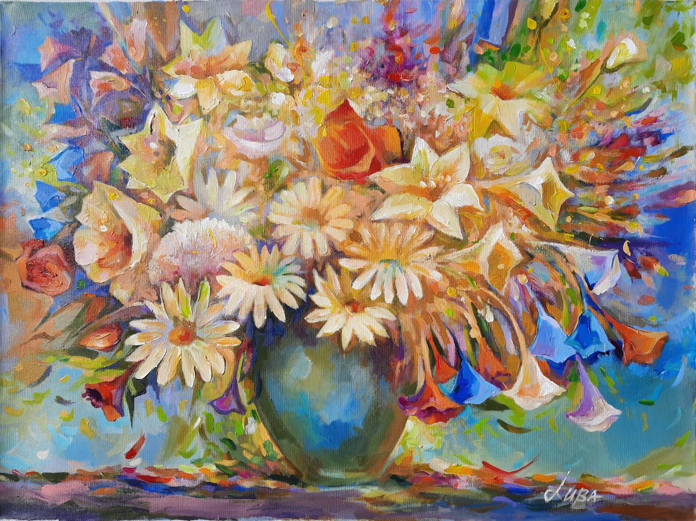 Flowers 2 by  Luba