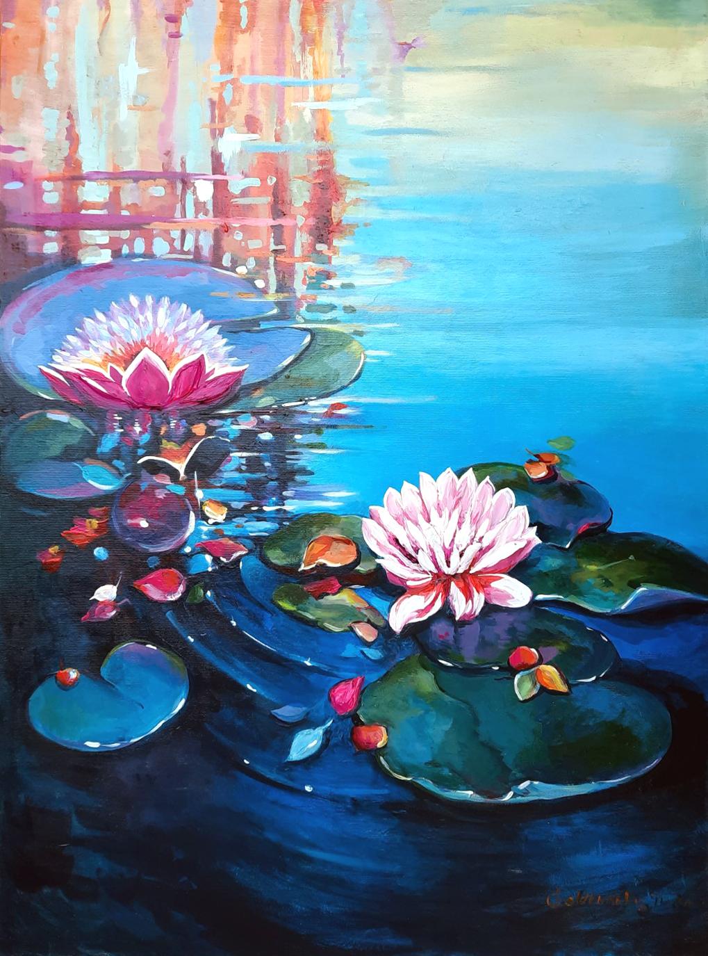 Flowers by  Goldenberg