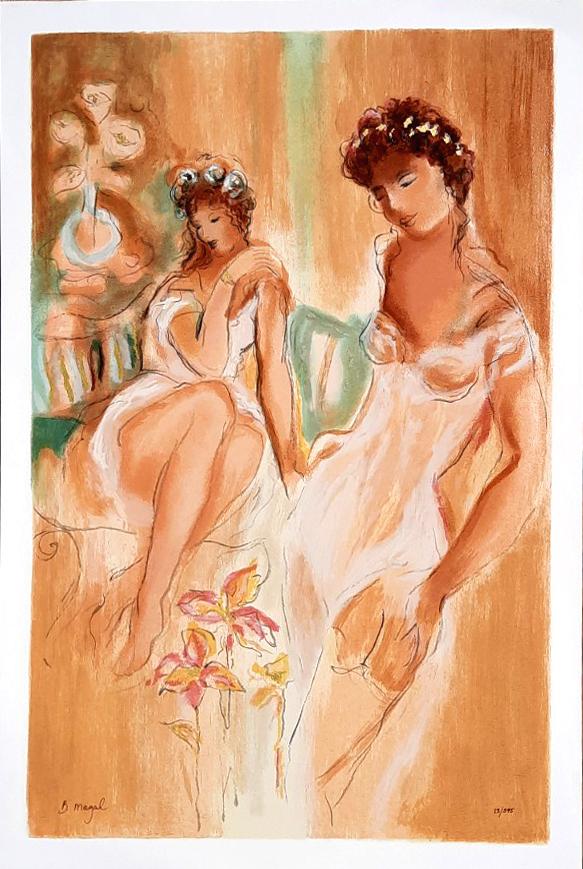 2 Ladies by Batya Magal