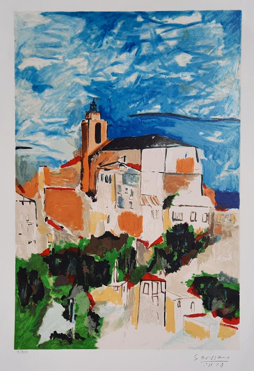 Tiberias by  Soussana