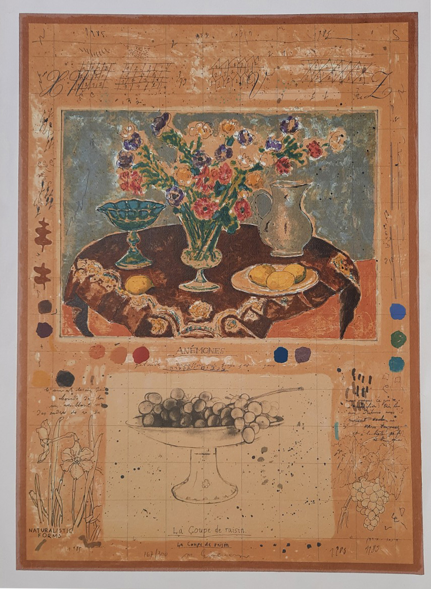 Bowl of Raisins by  Eisenman Michael